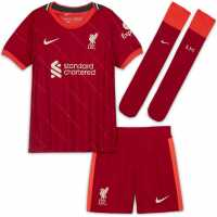 Nike Liverpool Home Mini Kit 2021 2022  Бебешки дрехи
