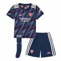 Adidas Arsenal Third Mini Kit 2021 2022  Бебешки дрехи