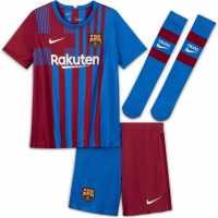 Nike Barcelona Home Mini Kit 2021 2022  Бебешки дрехи