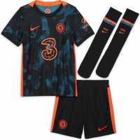 Nike Chelsea Third Mini Kit 2021 2022  Бебешки дрехи