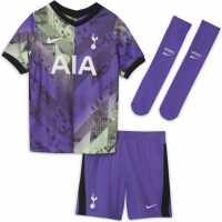 Nike Tottenham Hotspur Third Mini Kit 2021 2022  Бебешки дрехи
