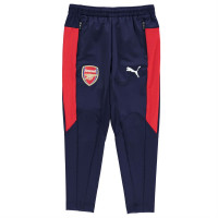 Puma Детски Анцуг Arsenal Zipped Cuffs Tracksuit Bottoms Junior Peacoat/Red Детски долнища на анцуг