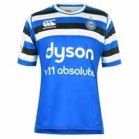 Canterbury Bath Home Pro Shirt 2019 2020 Blue/White