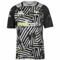 Canterbury Ospreys Third Shirt 2017 2018 Grey Фланелки на ръгби съюза