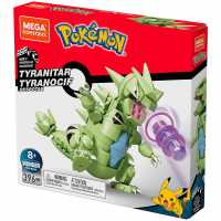 Pokemon Mega Construx Pokemon Tyranitar  Трофеи