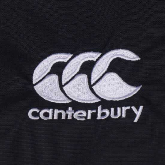 Canterbury England Water Repellent Jacket Black/Red
