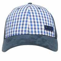 Lonsdale Premium Cap Mens Navy Шапки с козирка