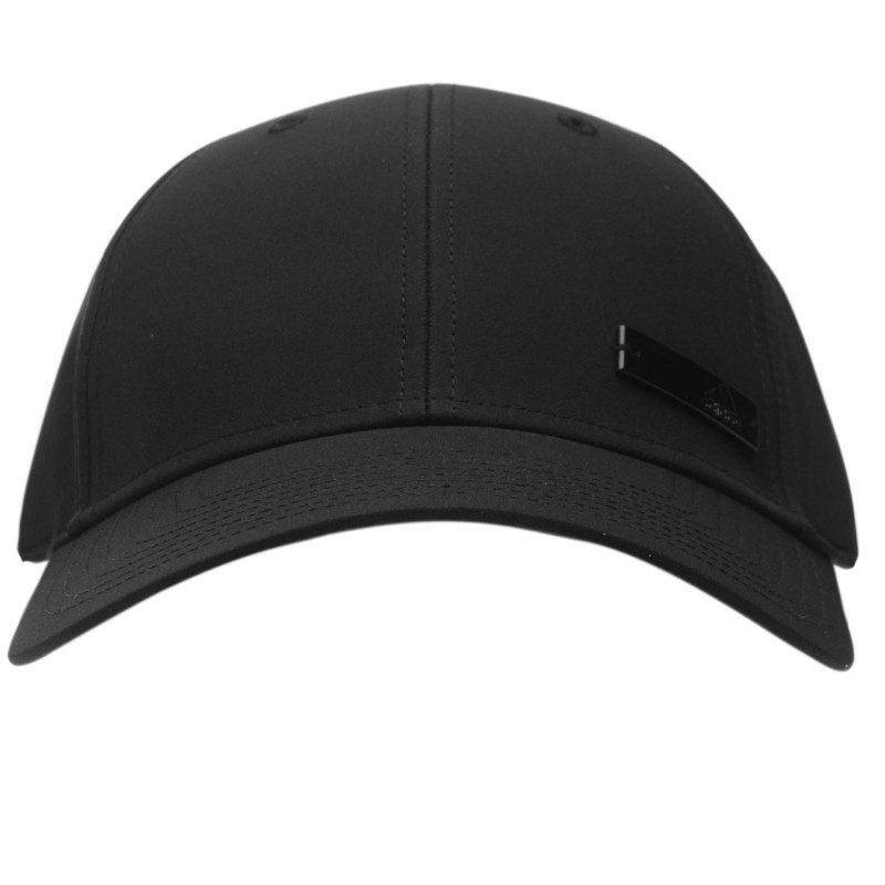 Adidas Metal Badge Cap Mens Black Шапки с козирка ce5054346c6
