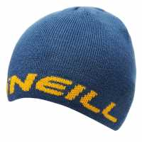 Oneill Шапка За Момчета Direction Beanie Junior Boys Ensign Blue Шапки с козирка