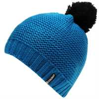 Colmar 26Kp Ski Hat Unisex Junior Cyan/Black Шапки с козирка
