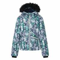 Dare2B Яке За Ски Far Out Waterproof Ski Jacket Ceramic Детски якета и палта