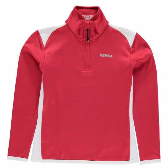 Nevica Prisca Thermal Top Junior Girls Pink Детски полар