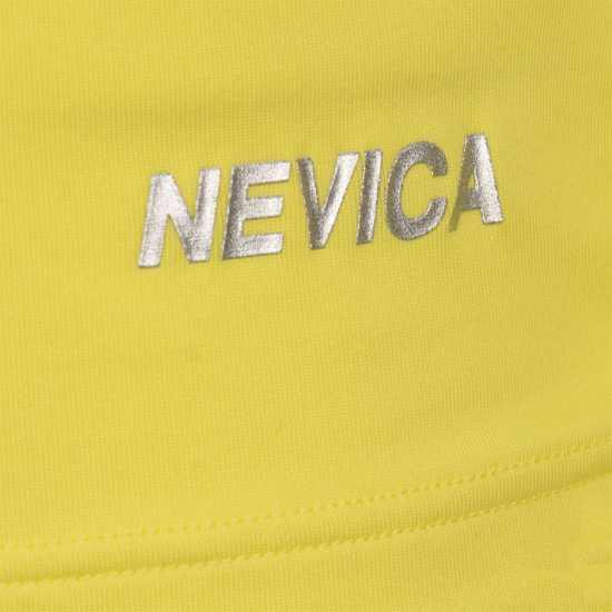 Nevica Дамско Горнище С Цип Vail Quarter Zip Top Ladies Pastel Yellow Дамски долни дрехи