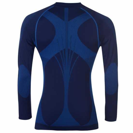 Nevica Banff Seamless Thermal Top Mens Blue Мъжки долни дрехи