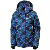 Helly Hansen Дамско Яке За Ски Sprint Ski Jacket Ladies Multi Дамски якета и палта