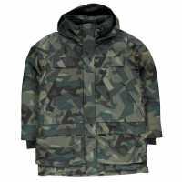 Spyder Дълго Мъжко Яке Rail Jacket Mens Camoflage Мъжки якета и палта