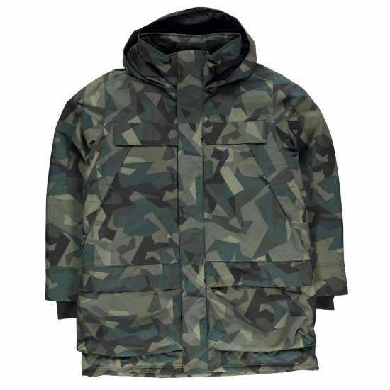0145a1259a5 Spyder Дълго Мъжко Яке Rail Jacket Mens Camoflage Мъжки якета и палта