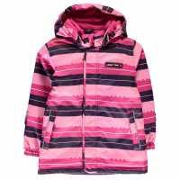 Lego Wear Яке Момичета Ski Jan Jacket Infant Girls Pink Детски якета и палта