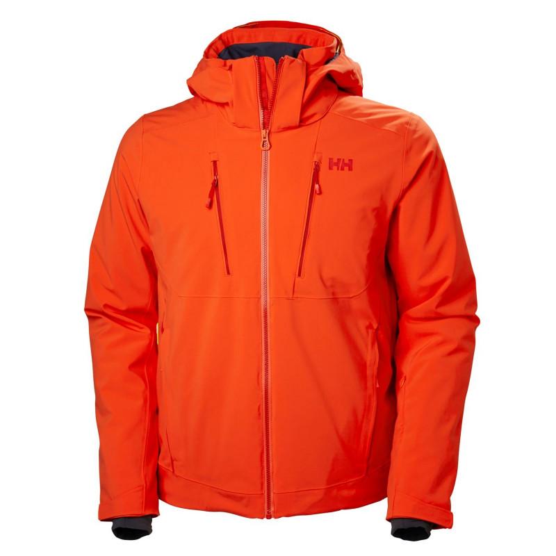 a6d804e2409 Helly Hansen Мъжко Ски Яке Alpha 3.0 Ski Jacket Mens Orange Мъжки якета и  палта