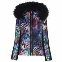 Nevica Дамско Яке Halle Jacket Ladies White/microchip Дамски якета и палта