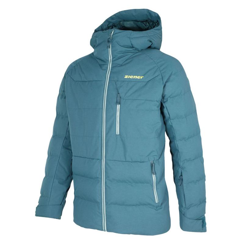9a9dc3095e4 Ziener Мъжко Яке Tayfun Jacket Mens Methyl Blue Мъжки якета и палта