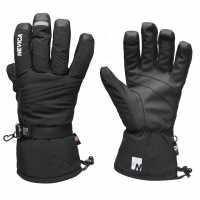 Nevica 3 In 1 Ski Gloves Black Ръкавици шапки и шалове