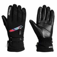 Nevica Дамски Ски Ръкавици Vail Ski Gloves Ladies Black Ръкавици шапки и шалове