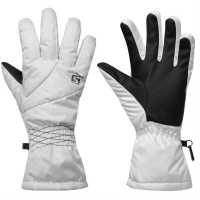Salomon Дамски Ръкавици Cruise Gloves Ladies White Ръкавици шапки и шалове