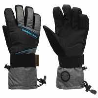 No Fear Boost Glove Ld81 Black Ръкавици шапки и шалове