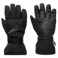 Ziener Мъжки Ръкавици 1325 Gtx Gloves Mens Black Ръкавици шапки и шалове