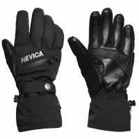 Sale Nevica Vail Ski Gloves Black Ръкавици шапки и шалове