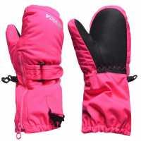 Nevica Lech Ski Mitten Pink Ръкавици шапки и шалове