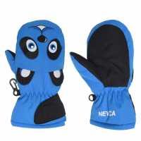 Nevica Animal Mitten Blue Ръкавици шапки и шалове
