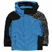 Spyder Яке Малки Момчета Guard Jacket Infant Boys Blue Детски якета и палта