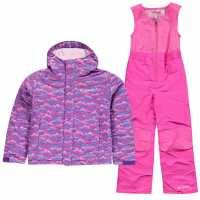 Columbia Buga Set Pink Clover Ски екипи