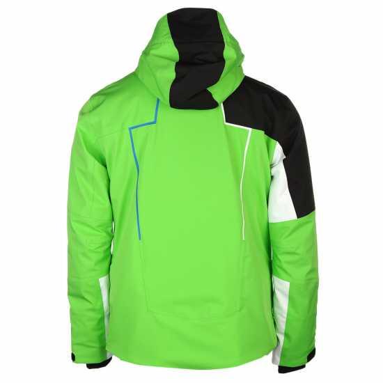 Nevica Мъжко Ски Яке Whistler Ski Jacket Mens Green Мъжки якета и палта