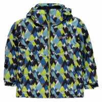 Nevica Яке За Ски Lech Ski Jacket Infant Blue Детски якета и палта