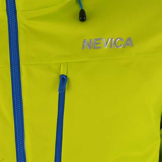 Nevica Мъжко Ски Яке Vail Ski Jacket Mens Fluo/Royal Blue Мъжки якета и палта
