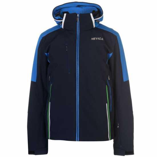 Nevica Мъжко Ски Яке Banff Ski Jacket Mens Navy Мъжки якета и палта