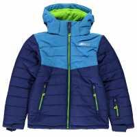 Nevica Детско Пухено Яке Bubble Jacket Junior Navy/Blue Детски якета и палта