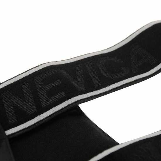Nevica Vail Ski Pants Junior Boys Black Детско ски облекло