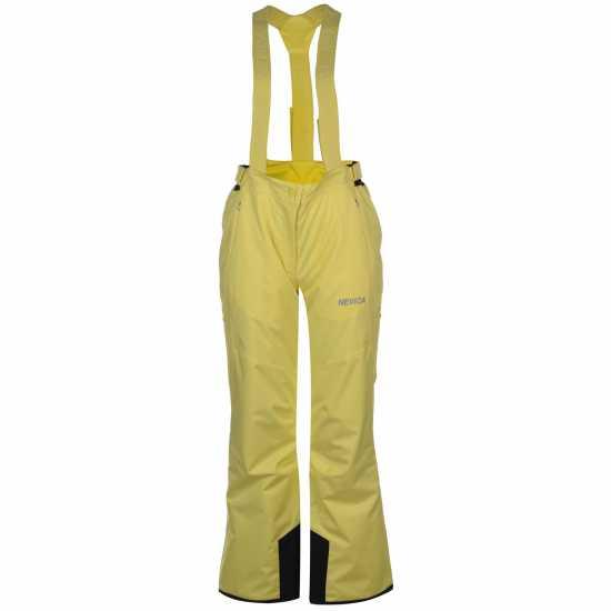 Nevica Дамско Ски Долнище Vail Ski Pants Ladies Pastel Yellow Дамски ски долнища