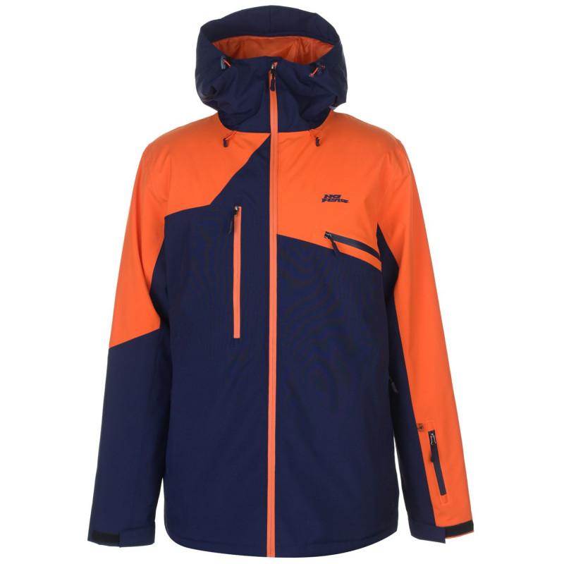 9dd614e9ad6 No Fear Мъжко Яке За Ски Powder Jacket Mens Navy/Orange Мъжки якета и палта