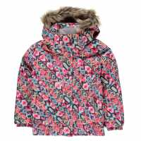 Spyder Lola Jkt In01  Детски якета и палта