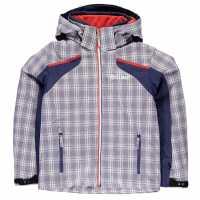 Colmar Яке За Ски 96Ov Junior Ski Jacket Multi/Navy Детски якета и палта