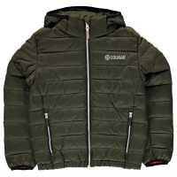 Colmar Яке За Ски B4Os Boys Ski Jacket Olive Детски якета и палта