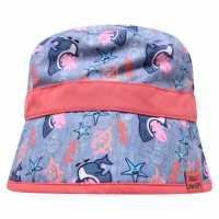 Character Peppa Pig Trapper Hat Infant Boys Snap Bucket Hat Шапки с козирка