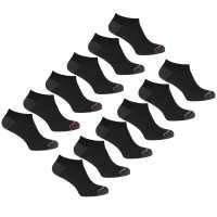 Pro Player Player 12P Ank Ldbx99 Black Дамски чорапи