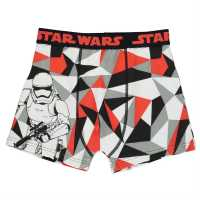 Character Боксерки Момченца Single Boxer Infant Boys Storm Trooper Детско бельо