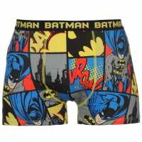 Character Single Boxer Mens Batman Мъжко бельо